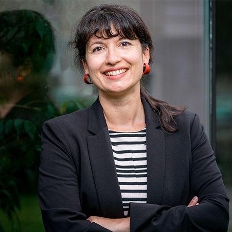 Prof. Dr.-Ing. Stefanie Speidel