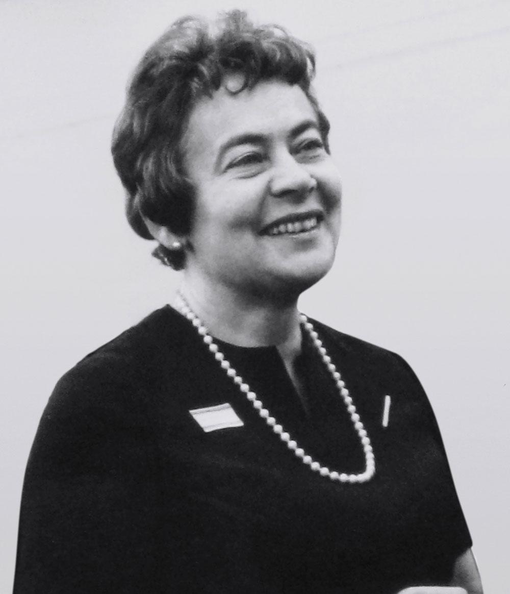 Else Kröner (November 1974)