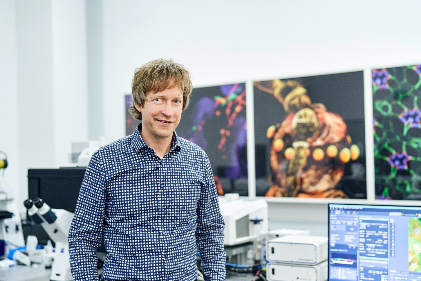 Head of the ZEISS Innovation Hub in Dresden